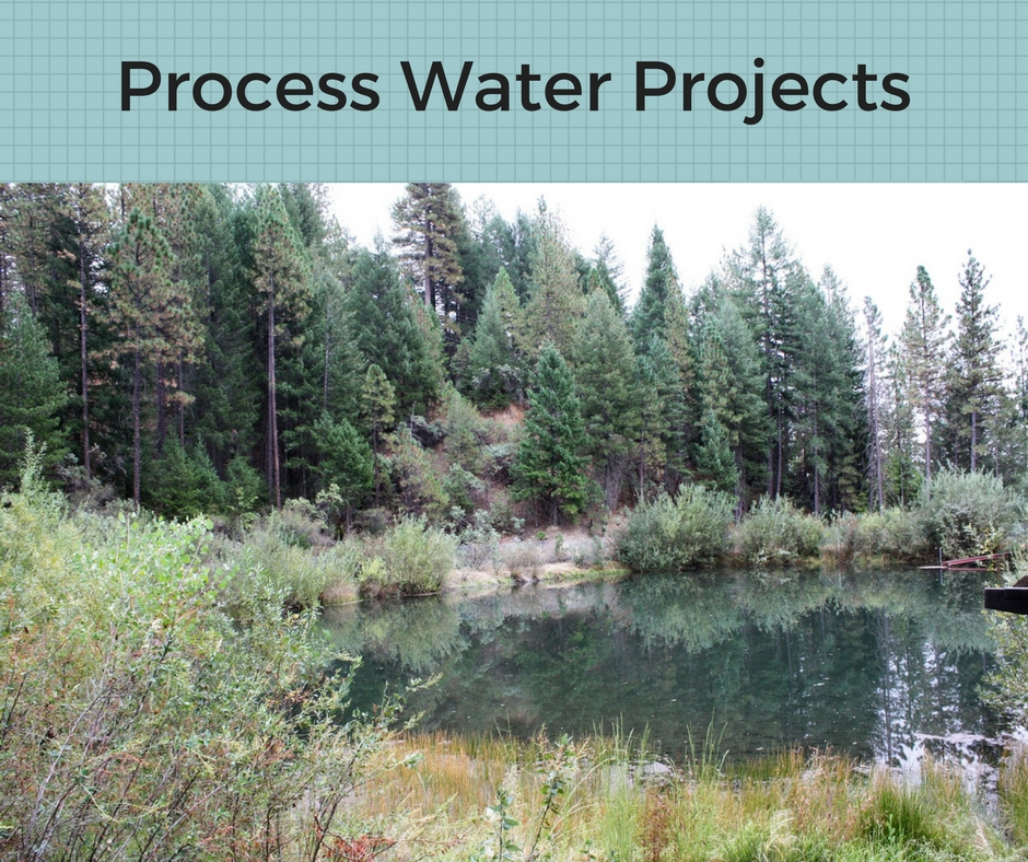 Process water projects